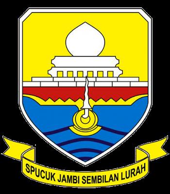 Daftar Kabupaten Kota di Provinsi Jambi