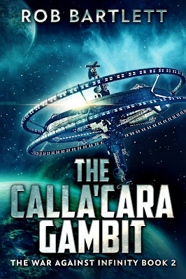 cover of The Calla'cara Gambit by Rob Bartlett