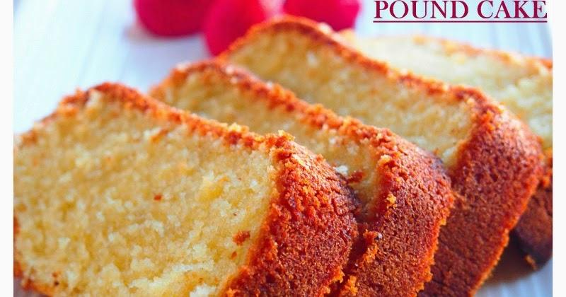 Various Cake Recipes In Marathi: Meri Rasoi: Pound Cake