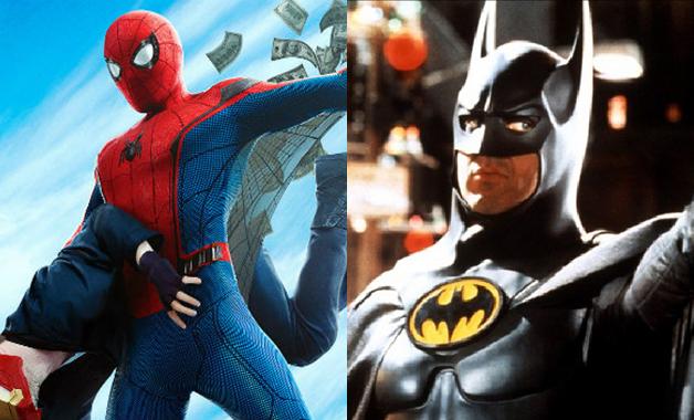 Spider-Man – Homecoming: Michael Keaton ha fatto una citazione a Batman durante le riprese del film