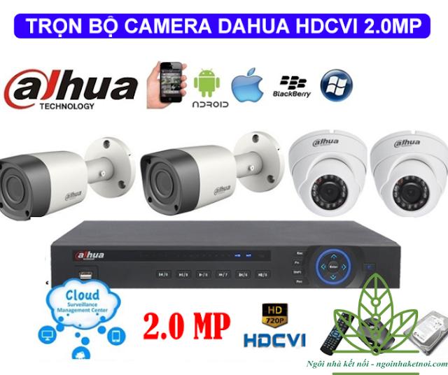 Camera IP Dahua đỉnh cao công nghệ hiện đại