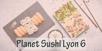 Planet Sushi Lyon 6