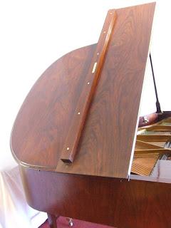 grand pianos Cornwall