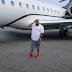 DJ Khaled enfrenta fobia de avião e realiza sua primeira aero viagem em 10 anos