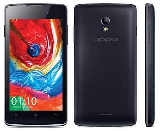 Tutorial Cara Flash Oppo Joy R1001 Dengan SP Flash Tool