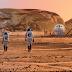الحياة البشرية بكوكب المريخ مستقبلآ