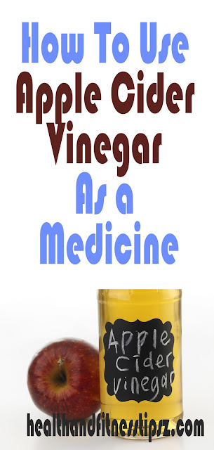 How To Use Apple Cider Vinegar As a Medici