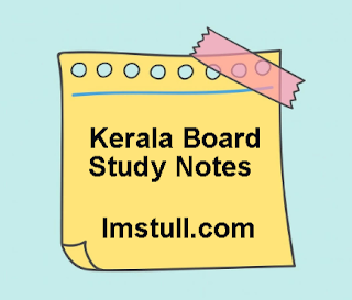Plus One Malayalam Notes PDF Download - Textbook & Guide