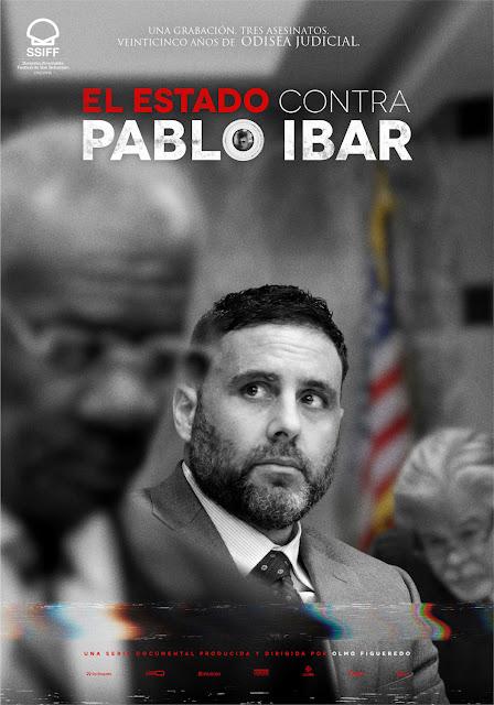 Cartel El estado contra Pablo Ibar