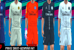 d98721aa3d9 Barcelona Fantasy Kits PES PSP (PPSSPP) - PES PTCH