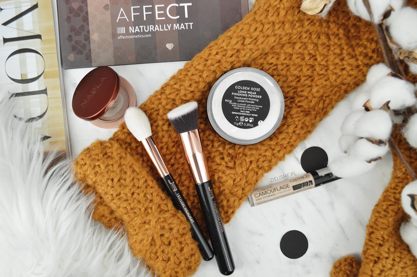 ulubieńcy kosmetyczni 2019 makijaż