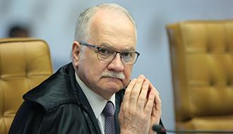 O Ministro Fachin determina extinção de ações contra inquérito das fake news