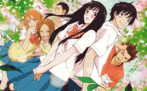 Anime Drama Romance Terbaik - Kimi ni Todoke
