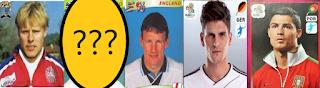 Henrik Larsen, ???, Teddy Sheringham, Mario Gomez, Cristiano Ronaldo