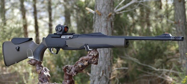 súng săn bán tự động Browning Mk3