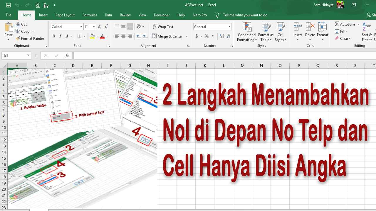 AG Excel