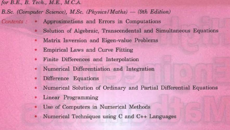 Mathematics pdf by engg higher bs grewal