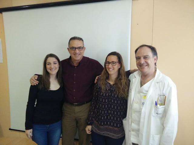 Estudiantes de medicina - Rotatorio de Familia - 3er grupo