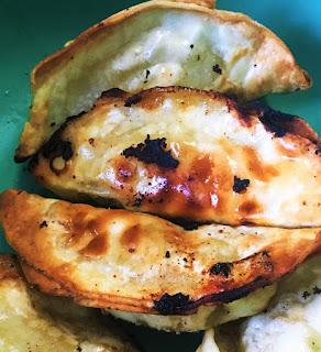 Air Fryer Dumplings