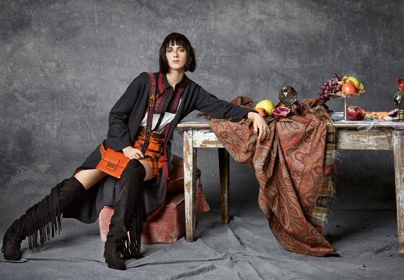 Etro | Fall Winter 2017/18 Women's Lookbook