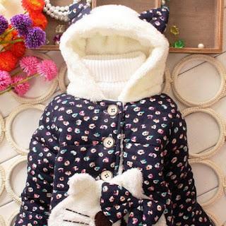 Model Baju Mantel Bayi Imut Terbaru 2016 8