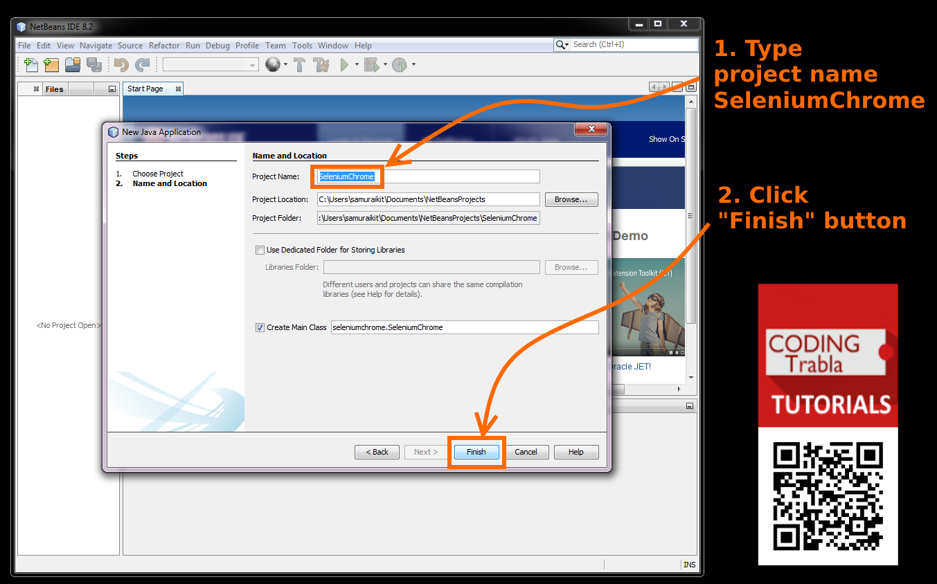 how to download file in chrome using selenium webdriver java