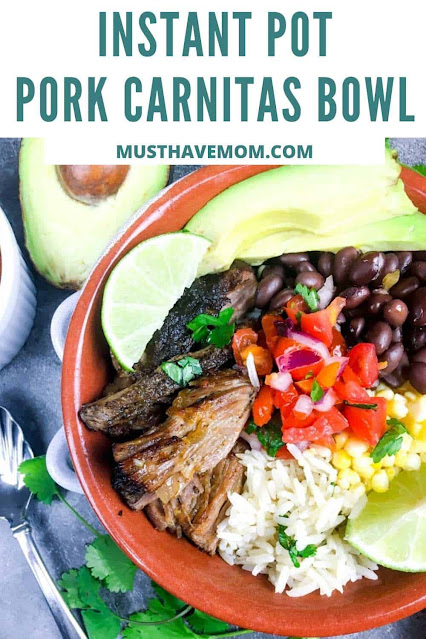Instant Pot Pork Carnitas