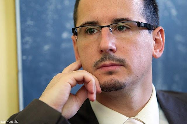 Dr. Nemény András Szombathely polgármestere