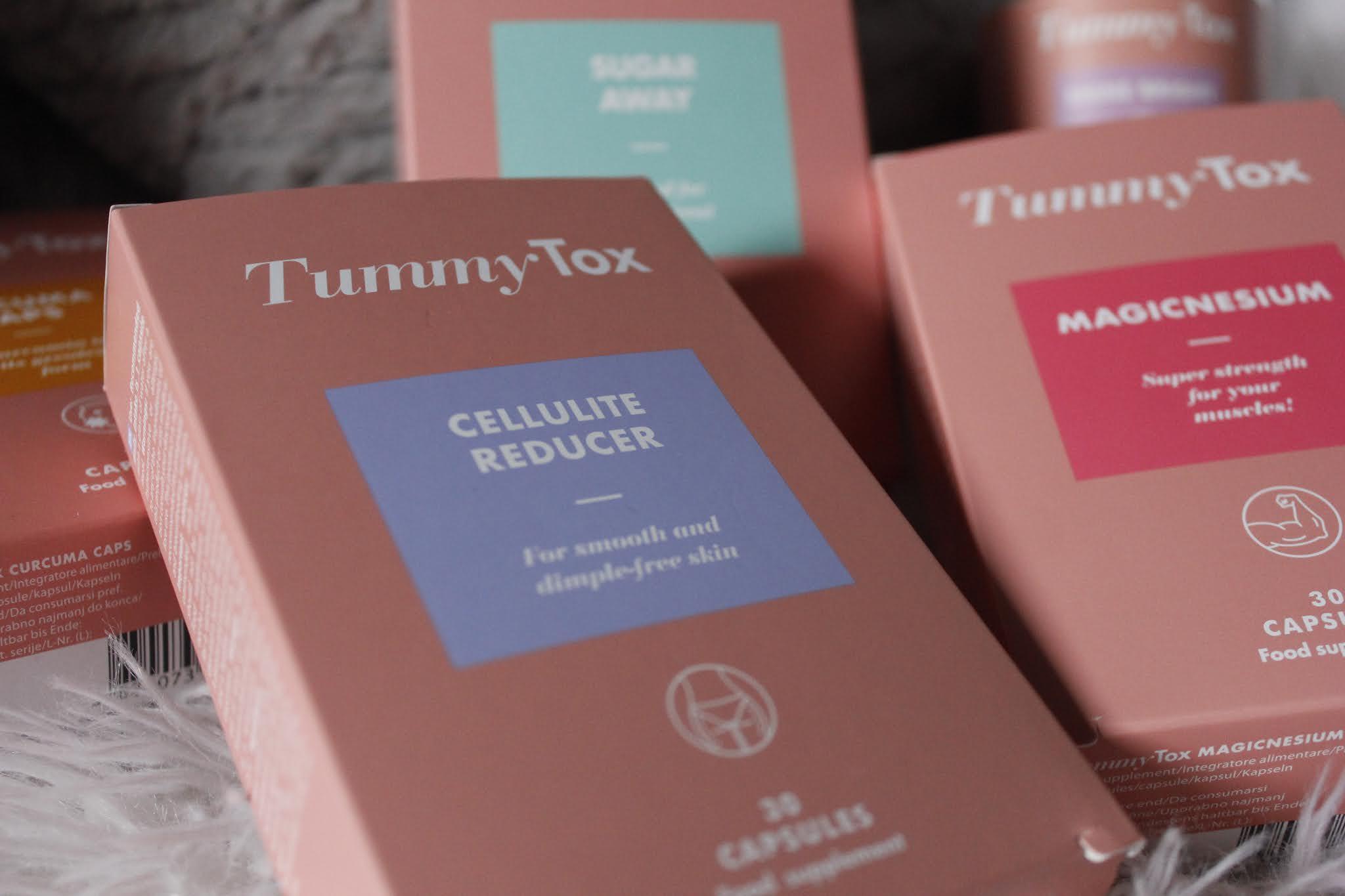 Tummytox suplementos