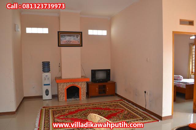 Booking villa di area wisata kawah putih dari wonogiri