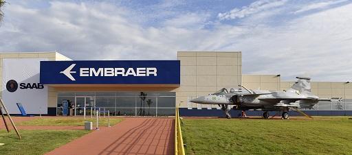 Saab e Embraer Inauguram o Centro de Projetos e Desenvolvimento do Gripen no Brasil