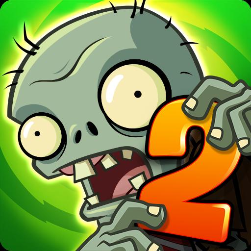 تحميل لعبه Plants vs. Zombies™ 2 v6.8.1  مهكره وجاهزه تهكير كل شي للجوال