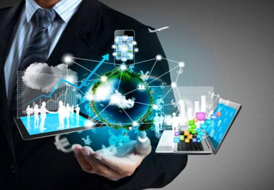 أثر التكنولوجيا في اختيار أسلوب الإدارة .