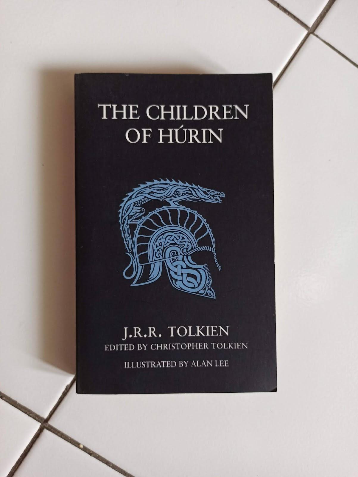 Putra Putri Hurin JRR Tolkien