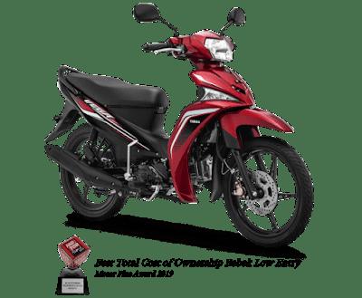 Warna, Fitur, dan Spesifikasi Yamaha Vega Force