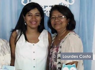 Professora Lourdes Costa morre nesta terça (19) e deixa Educação de luto