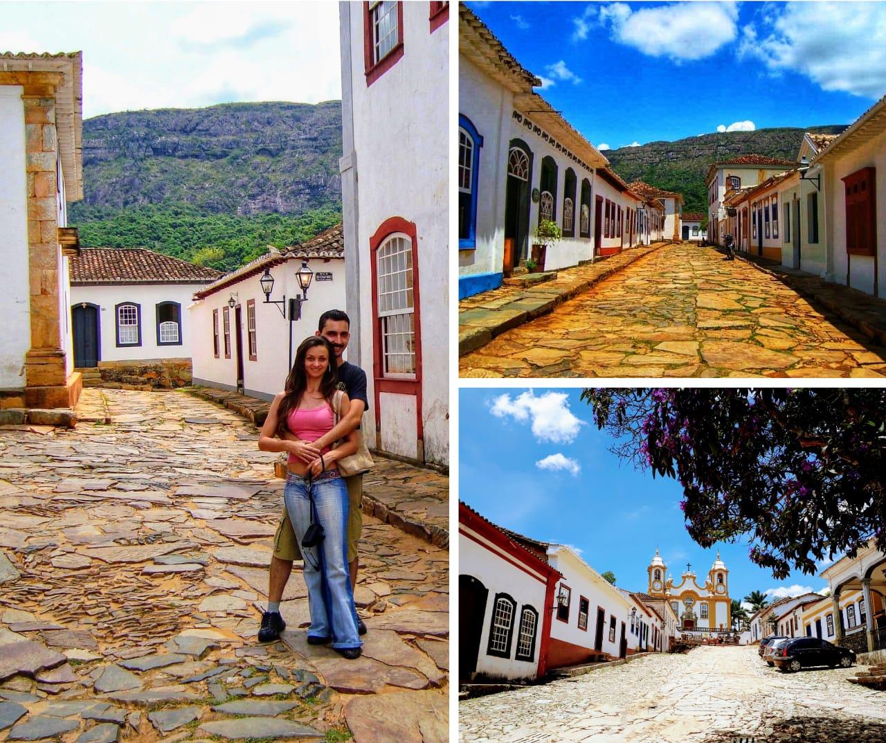 Tiradentes, MG, destino romântico no Brasil