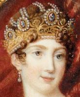 cameo tiara empress josephine france queen hortense holland