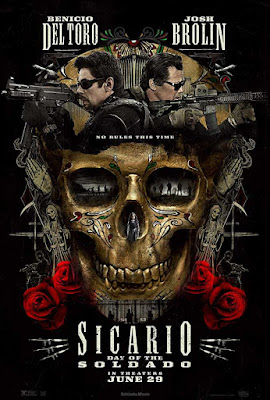 Poster Sicario: Day of the Soldado 2018 English HD 720p