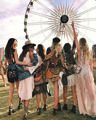 Fotos tumblr amigas coachella