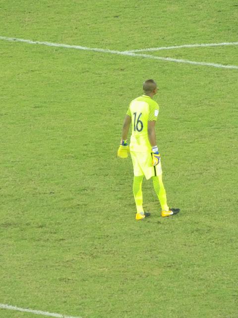 Nigeria vs Zambia: We made Super Eagles sweat – Chipolopolo goalkeeper, Mweene