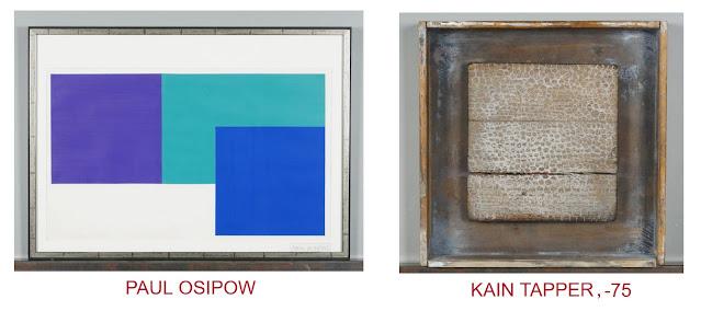 Taideblogi Helsinki (c) Paul Osipow, Kain Tapper