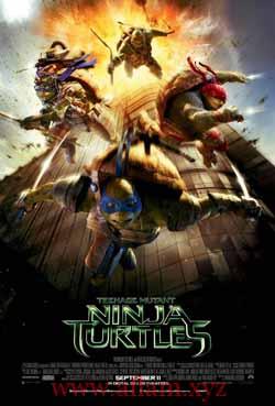 فيلم Teenage Mutant Ninja Turtles 2014 مترجم