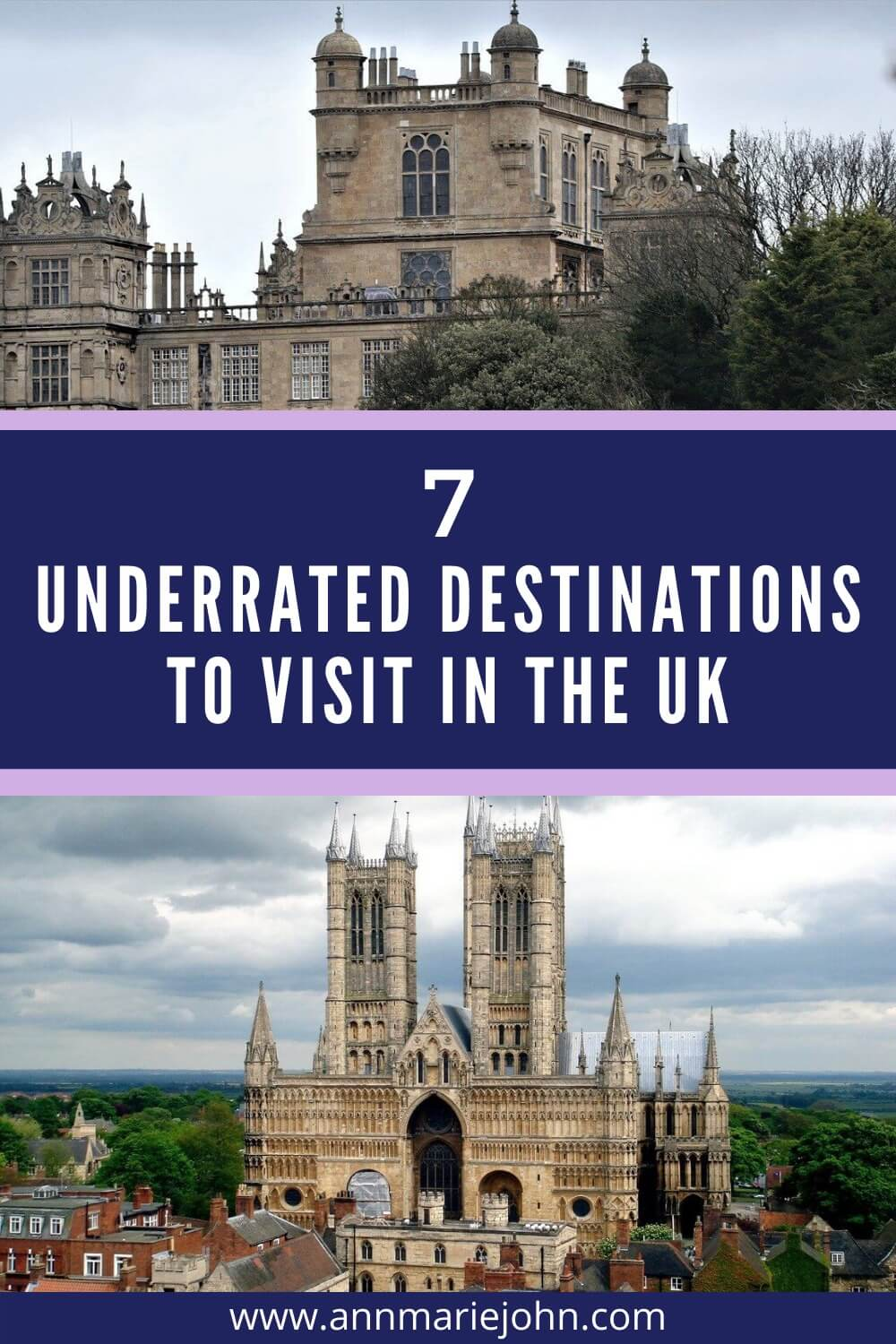 7 underrated destinations to visit in the UK