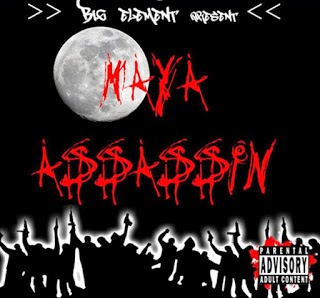 maya assassin, asesinos mayas, cd, musica latina, big element,