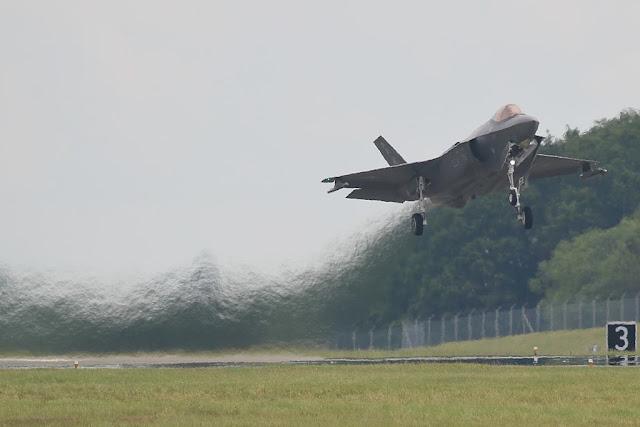 USAF F-35 deployment Spangdahlem Germany