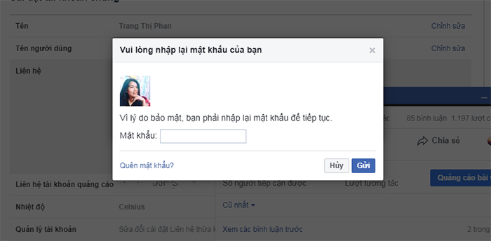 doi dia chi yahoo thanh gmail tren facebook 4