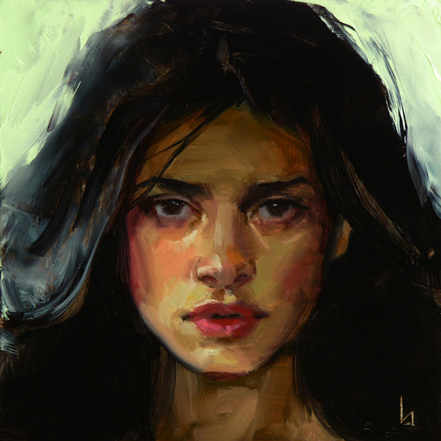 John Larriva -Oil Paintings #artpeople