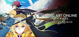 SWORD ART ONLINE Alicization Lycoris-CODEX