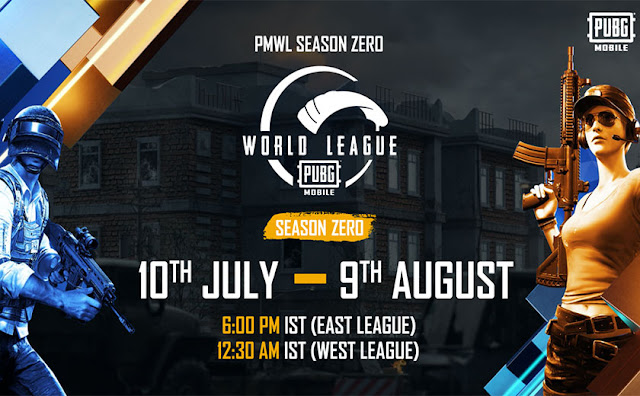 PUBG MOBILE WORLD LEAGUE SEASON ZERO - SPECIAL SEASON REVEALED